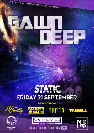 The Drum & Bass Massive presents: Gawn Deep photo