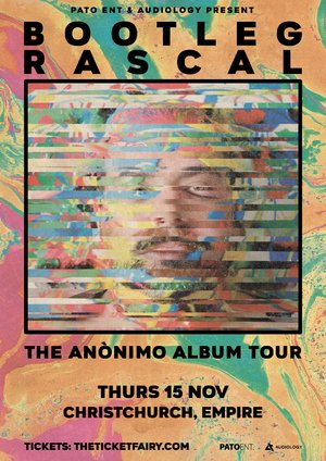 Bootleg Rascal - The Anonimo Album Tour (Christchurch) photo