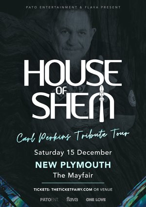 House Of Shem - New Plymouth