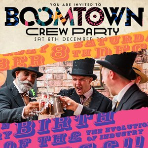Boomtown Crew Party