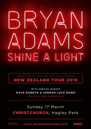 Bryan Adams: Live in Christchurch