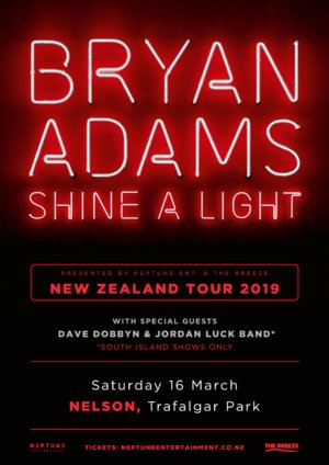 Bryan Adams: Live in Nelson