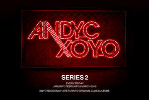 Andy C - XOYO Residency - Friday 08/03