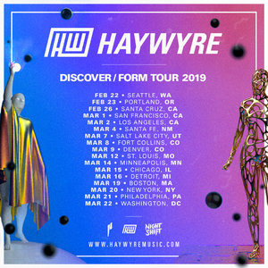 HAYWYRE - New York, NY - 03/20 photo