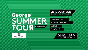 George FM Summer Tour: Whangamata