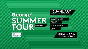 George FM Summer Tour: Whitianga photo