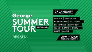 George FM Summer Tour: Auckland