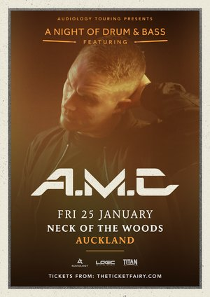 A Night of Drum & Bass ft. A.M.C