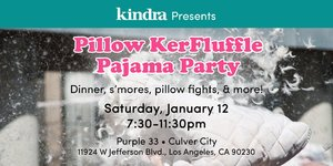 Pillow KerFluffle Pajama Party