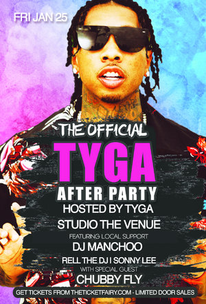 TYGA - Official After Party