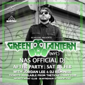 DJ Green Lantern (NYC) - Nas Official DJ After Party