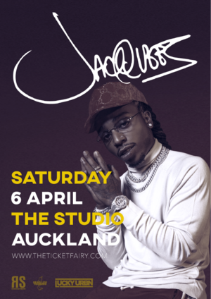 Jacquees - Live in Auckland