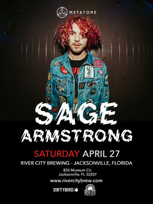 Metatone Events Present: Sage Armstrong of Dirtybird