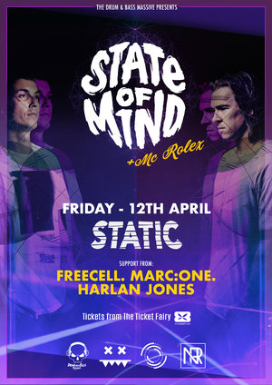 The Drum & Bass Massive presents: State of Mind