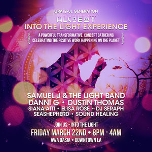Alchemy: A Live and Electronic Experience w Samuel J and Friends