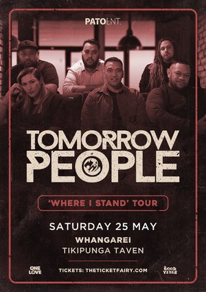 Tomorrow People - Whangarei