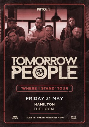Tomorrow People - Hamilton photo