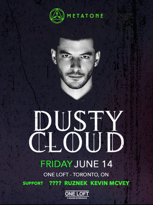 Metatone Presents: DUSTYCLOUD