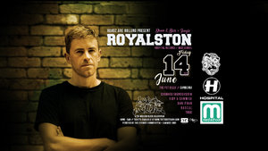 Headz are Rolling pres. Royalston [Hospital Records]