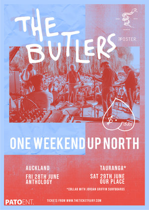 The Butlers - Weekend up North - Auckland