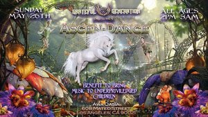 Ascen-Dance Launch: One Day Festival from ABunDance
