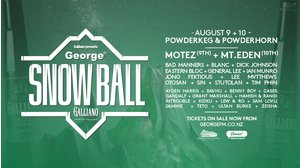 Galliano Presents George FM Snow Ball