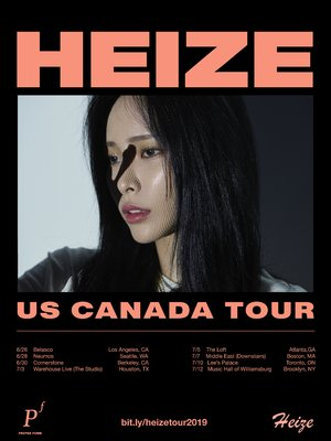 Heize US & Canada Tour 2019 - Los Angeles