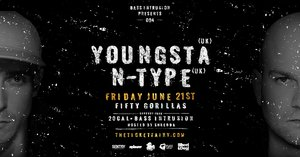 Bass Intrusion Presents: Youngsta and N-Type