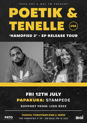 Poetk & Tenelle - Papakura photo