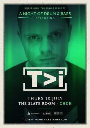 A Night of Drum & Bass ft. T>i (Christchurch)