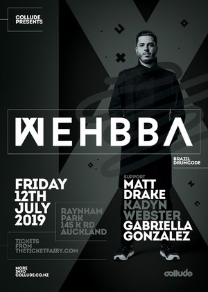 Collude Pres. WEHBBA (BRA/DRUMCODE)
