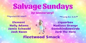 Salvage Sundays 3 Year Anniversary ~ Fundraiser for Jojo