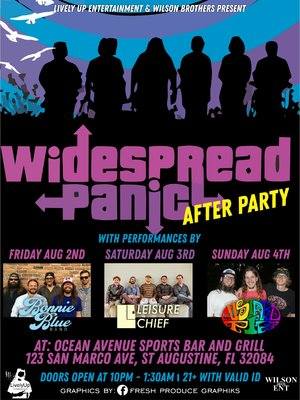 Widespread Panic After Party