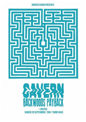 Cavern • Backwoods Payback • Invités photo