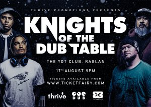 Knights of the DUB Table | Raglan