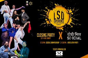 LSD Experience Closing Party