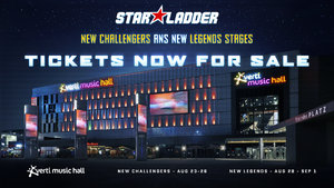 StarLadder CS:GO Major Berlin - Challenger & Legends Stages photo