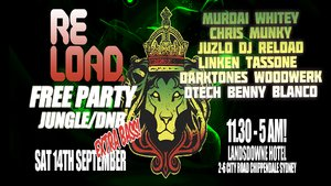 Free Jungle DnB Party!