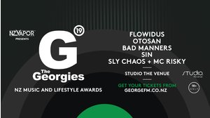 NZVAPOR Presents The Georgies 2019