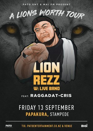 LION REZZ - Papakura