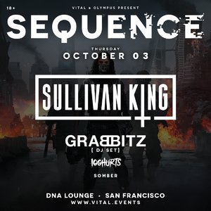 Sullivan King - 'Thank You For Raging' - San Fran, CA - 10/03 photo