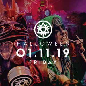 Boomtown Halloween - 01.11.19 - SOLD OUT