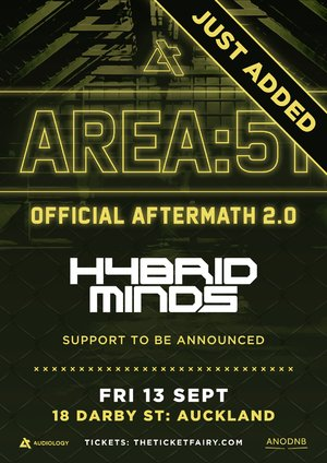 Area:51 Aftermath 2.0 ft. Hybrid Minds