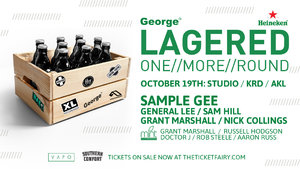 "George FM & Heineken presents: Lagered ""One More Round"""