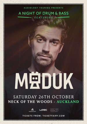 A Night of Drum & Bass Ft. Maduk (AKL)
