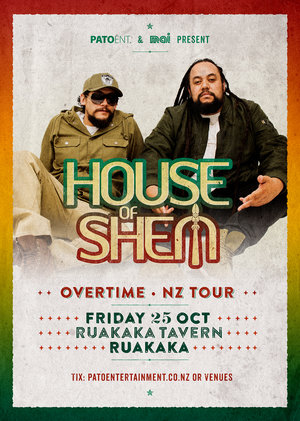 HOUSE OF SHEM - Ruakaka