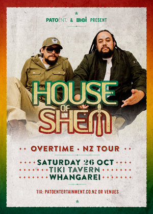 HOUSE OF SHEM - Whangarei