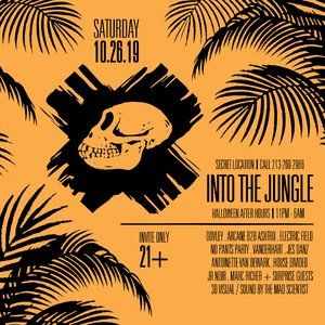 Into the Jungle: After Hours Halloween