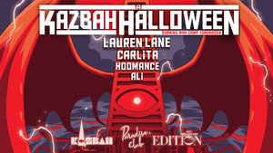 A Kazbah Halloween feat. Lauren Lane & Guests photo