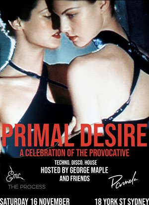 Primal Desire | A Celebration of the Provocative